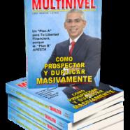 """Libro – Multinivel """"Cómo Prospectar y Duplicar Masivamente"""""""