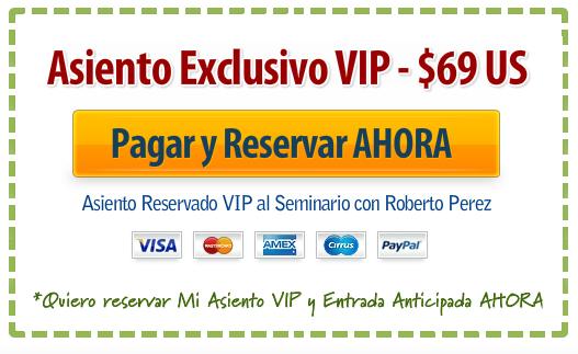 Asiento VIP $69