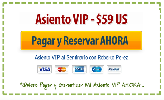 Entrada VIP $59 US