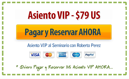 Asiento VIP $79 US