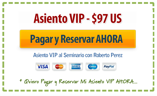 Asiento VIP $97 US