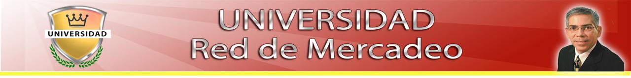 Header Universidad Red de Mercadeo