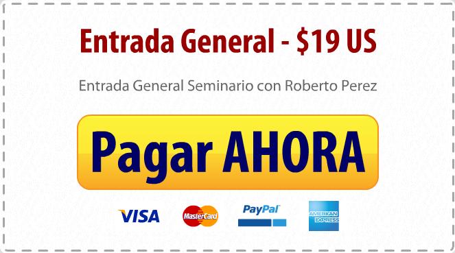 Entrada General $19 US