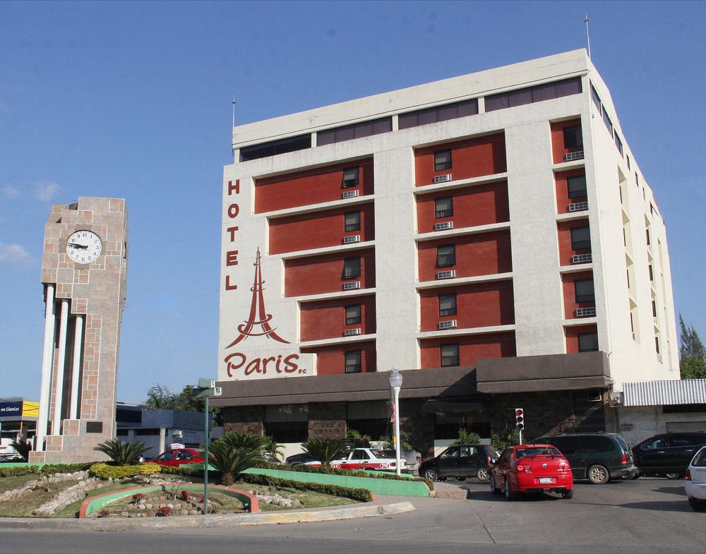 Hotel Paris Poza Rica