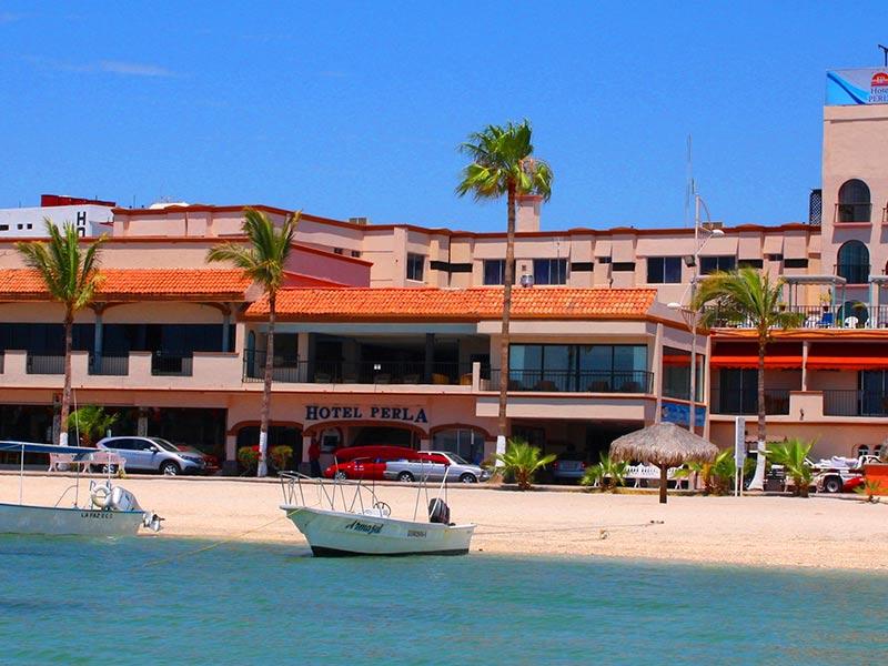 Hotel Perla La PAZ