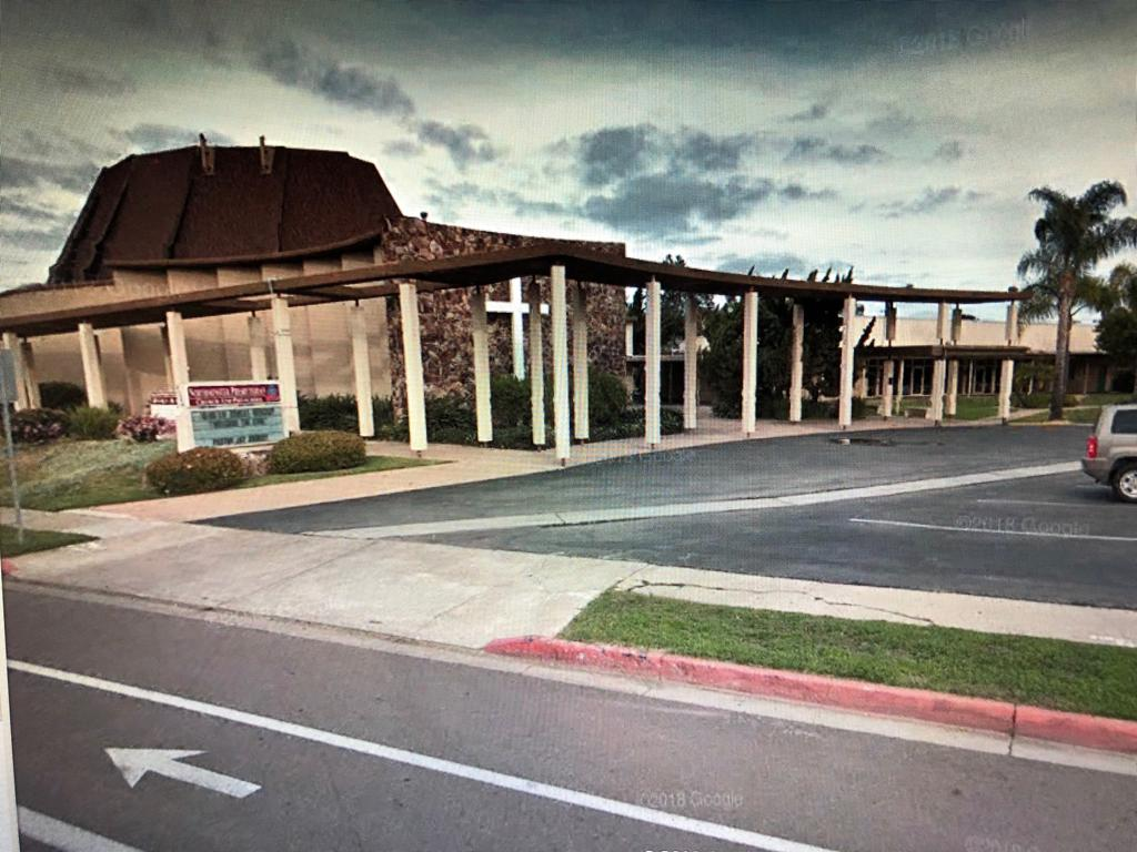 Lugar Seminario San Diego